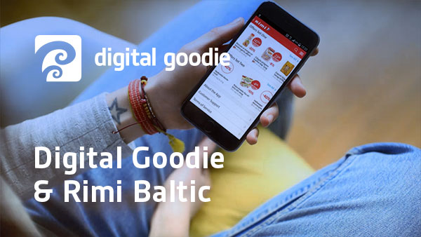 Digital Goodie & Rimi Baltic